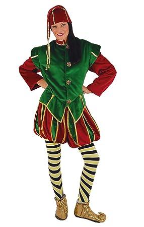 chiber - Disfraz Elfo: Amazon.es: Juguetes y juegos