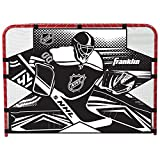 Franklin Sports Hockey Shooting Target - NHL - Fits 54 x 44 Inch Hockey Goal