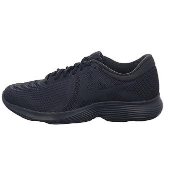 Nike Wmns Revolution 4 EU – Running Shoes, Women, Black – (Black/
