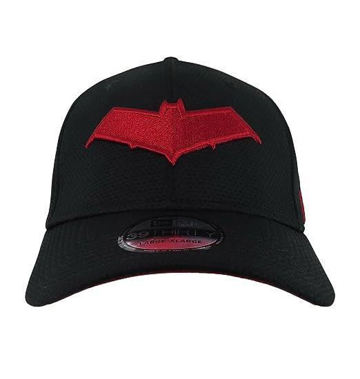 Red Hood Symbol 39Thirty Cap- Small/Medium at Amazon Mens Clothing store: