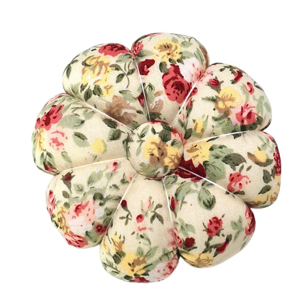 Style 1 P Prettyia Pelote /à Epingle Coussin dAiguille /à Coudre pour Couture Point de Croix Broderie