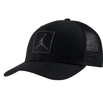 vente au royaume uni prix limité original à chaud Nike Jordan Jumpman clc99 Trucker Casquette, Bonnet Mixte ...