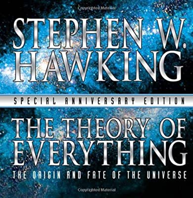 The Theory of Everything: The Origin and Fate of the Universe: Stephen W  Hawking: Amazon.com.au: Books