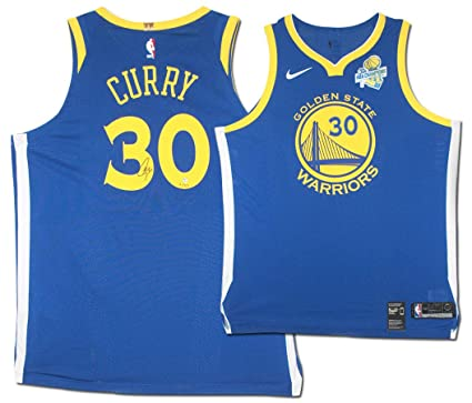 brand new 0527c f394f Amazon.com: STEPHEN CURRY Autographed Warriors
