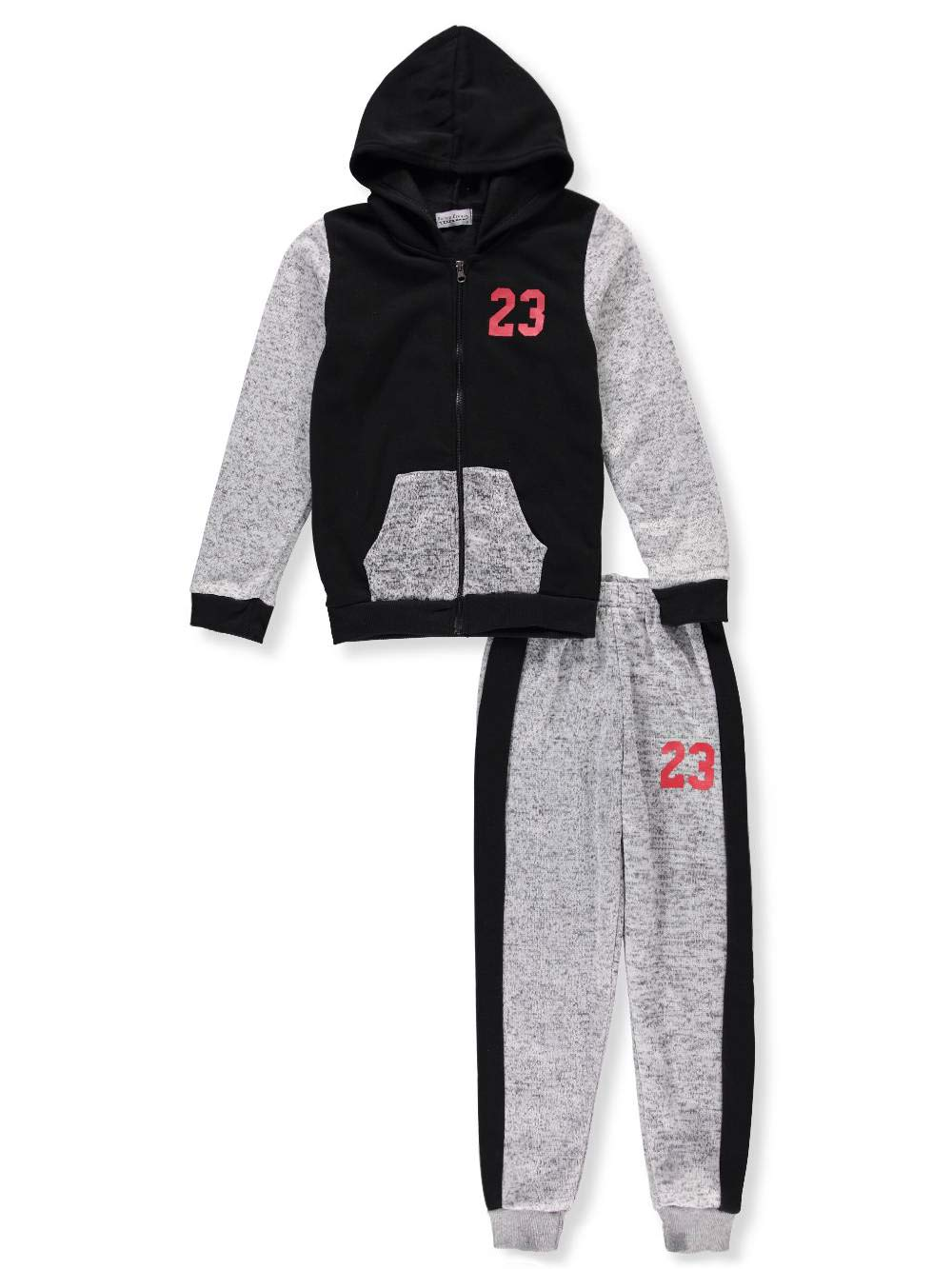 Victory League Boys' 2-Piece Sweatsuit Pants Set