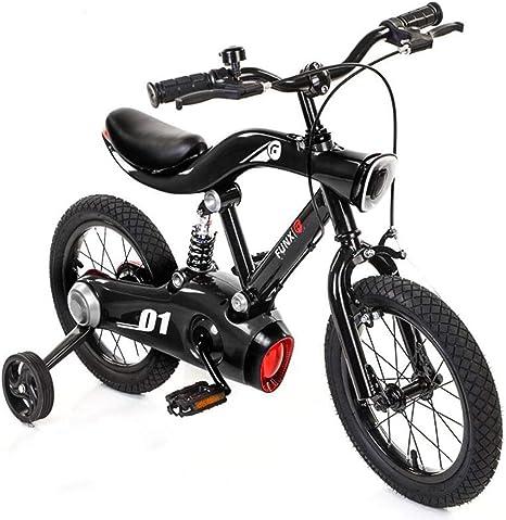 WJSW Bicicleta para niños, Segura y Estable Ruedas de 12 Pulgadas ...