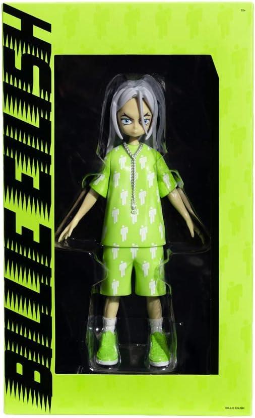 Amazon.com: Billie Eilish X Takashi Murakami Edición Limitada Figura de  vinilo coleccionable: Toys & Games