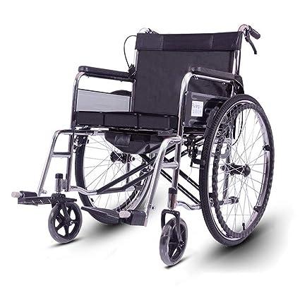 M-CH silla de ruedas Silla de ruedas plegable, Scooter ligero para ancianos,