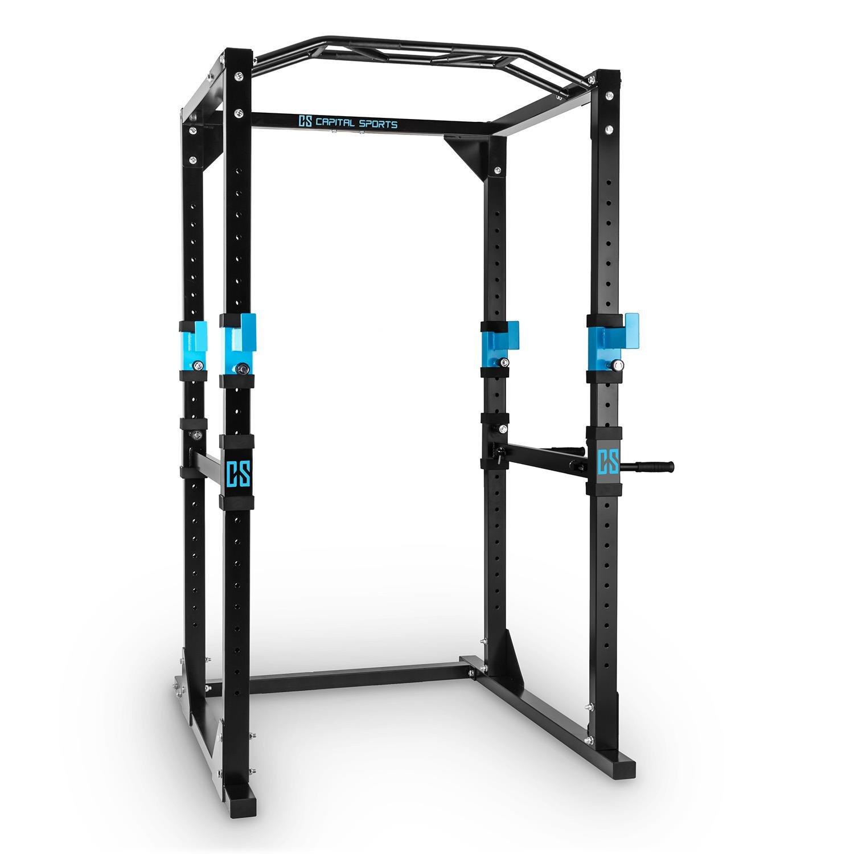 Montar tu propio gimnasio: Jaula o rack