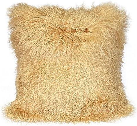 Amazon.com: Almohada oveja de Mongolia de marca de ...