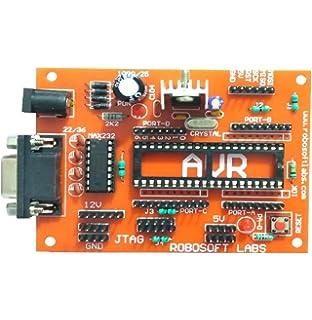 Amazon in: Buy Embeddinator AVR ATMega16/32 Microcontroller