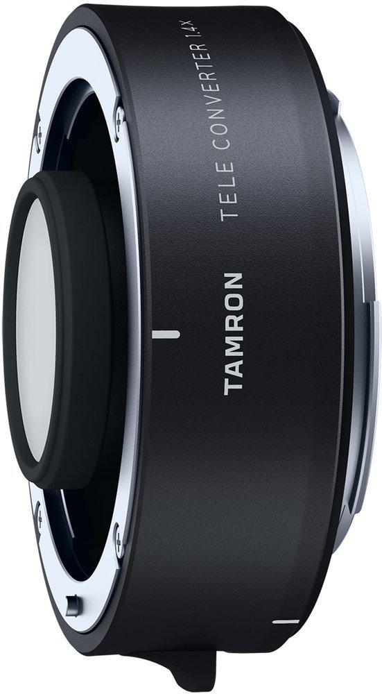 Tamron 1.4X Teleconverter (Model TC-X14) for Select Tamron Lenses in Canon Mount by Tamron