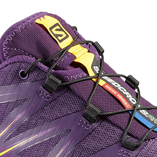 EU Dunkelviolett Cosmic Purple Purple Salomon Passion Violett 43 Passion Damen Purple Cosmic L38309000 3 Traillaufschuhe Black Black Purple qz1HpOY