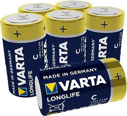 Varta Longlife Battery Elektronik