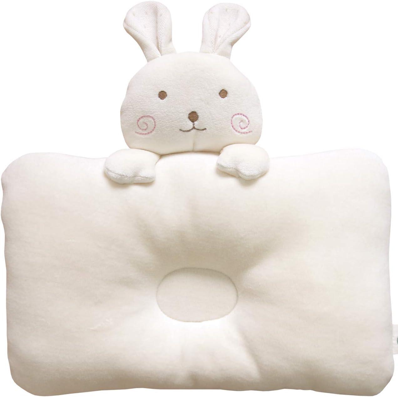 John N Tree Organic Cotton Baby Protective Pillow