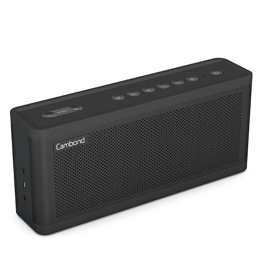 Adjustable Bass Bluetooth Speaker