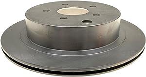ACDelco Silver 18A1665A Rear Disc Brake Rotor