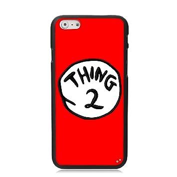 iPhone 6 6S más caso, quitrónTM lindo rojo amantes del diseño 2 del ...