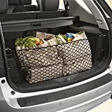 #1: Envelope Trunk Cargo Net For Chevrolet Equinox GMC Terrain GMC Acadia Buick Enclave Chevy Traverse 2010 11 12 13 14 15 2016 2017 2018 NEW