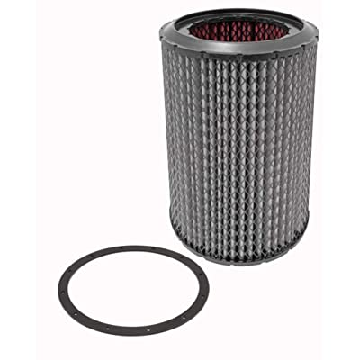K&N Engine Air Filter: High Performance, Premium, Washable, Industrial Replacement Filter, Heavy Duty: 38-2037R: Automotive