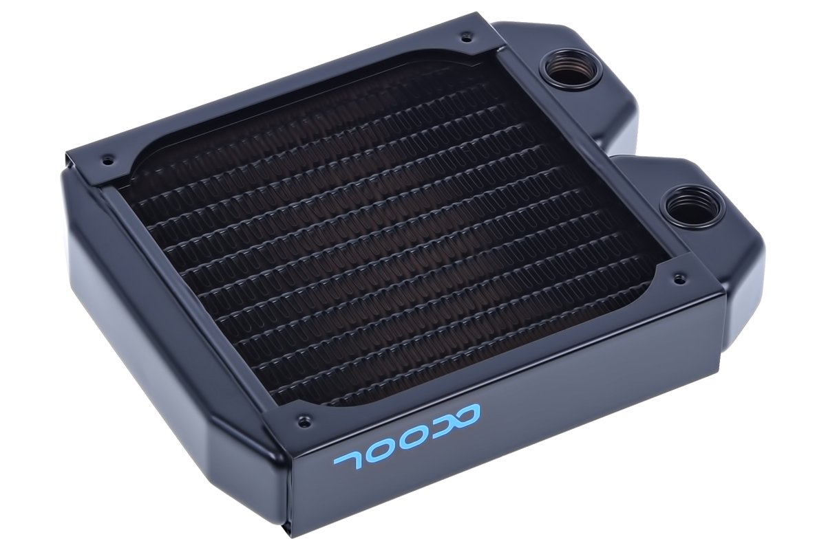 Alphacool 14156 NexXxoS ST30 Full Copper 120mm Radiator Water Cooling Radiators