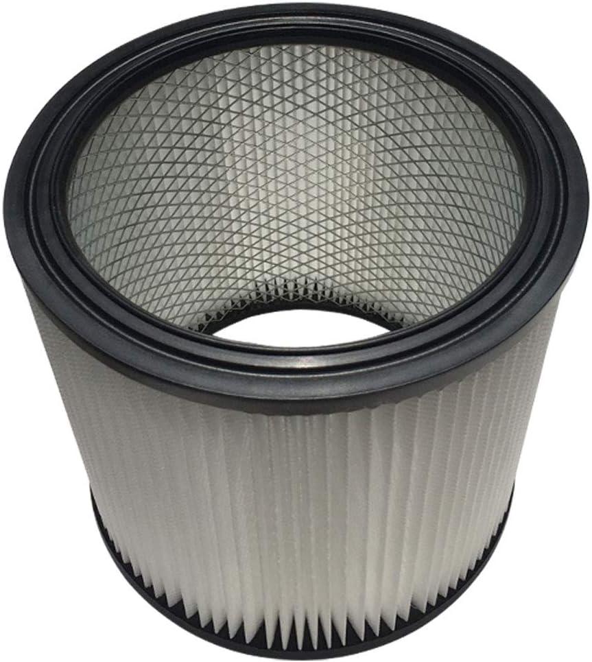 HIHEPA Cartridge Filter Compatible with Shop-Vac 90304 9030400 903-04-00 LB650C QPL650 Compound Filter U,Fit Part # MSD-4518600