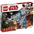 LEGO Star Wars Episode VIII Resistance Bomber 75188 Building Kit (780 Piece)