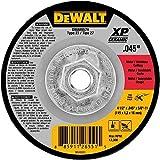 DEWALT DWA8957H 4-1/2'' x .045'' x 5/8''-11 XP Ceramic Small Hub Cuttin Wheel Type 27