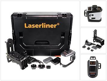 Laser Entfernungsmesser Laserliner : Laserliner superplane laser d pro selbstnivellierend in l boxx