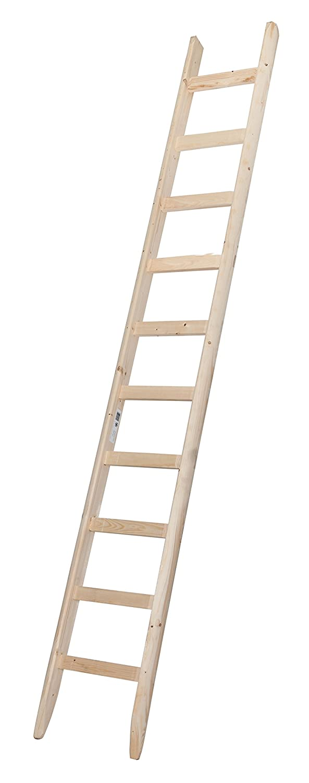 Escalera de madera, 8 peldaños.: Amazon.es: Industria, empresas y ciencia