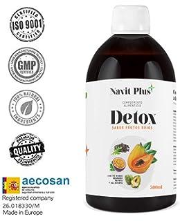 Detox Aloe Vera+Hinojo. Plan detox adelgazante natural para eliminar ...