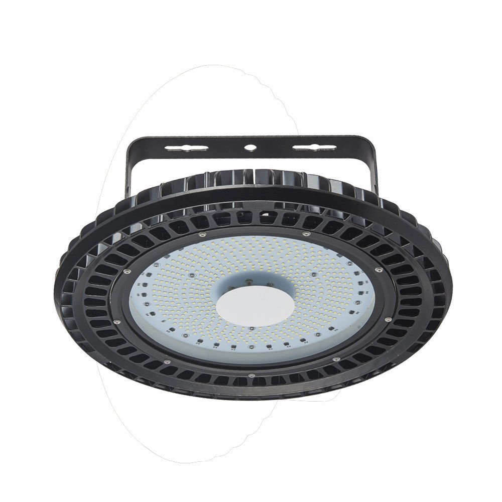 250 Watt UFO LED High Bay Lighting, Coolkun Ultra Efficient, Warehouse LED Lights, Commercial Lighting, Daylight White 6000K, 30000Lm, Waterproof, 110V, SMD2835