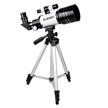 Amazon | SVBONY 天体望遠鏡 70m...