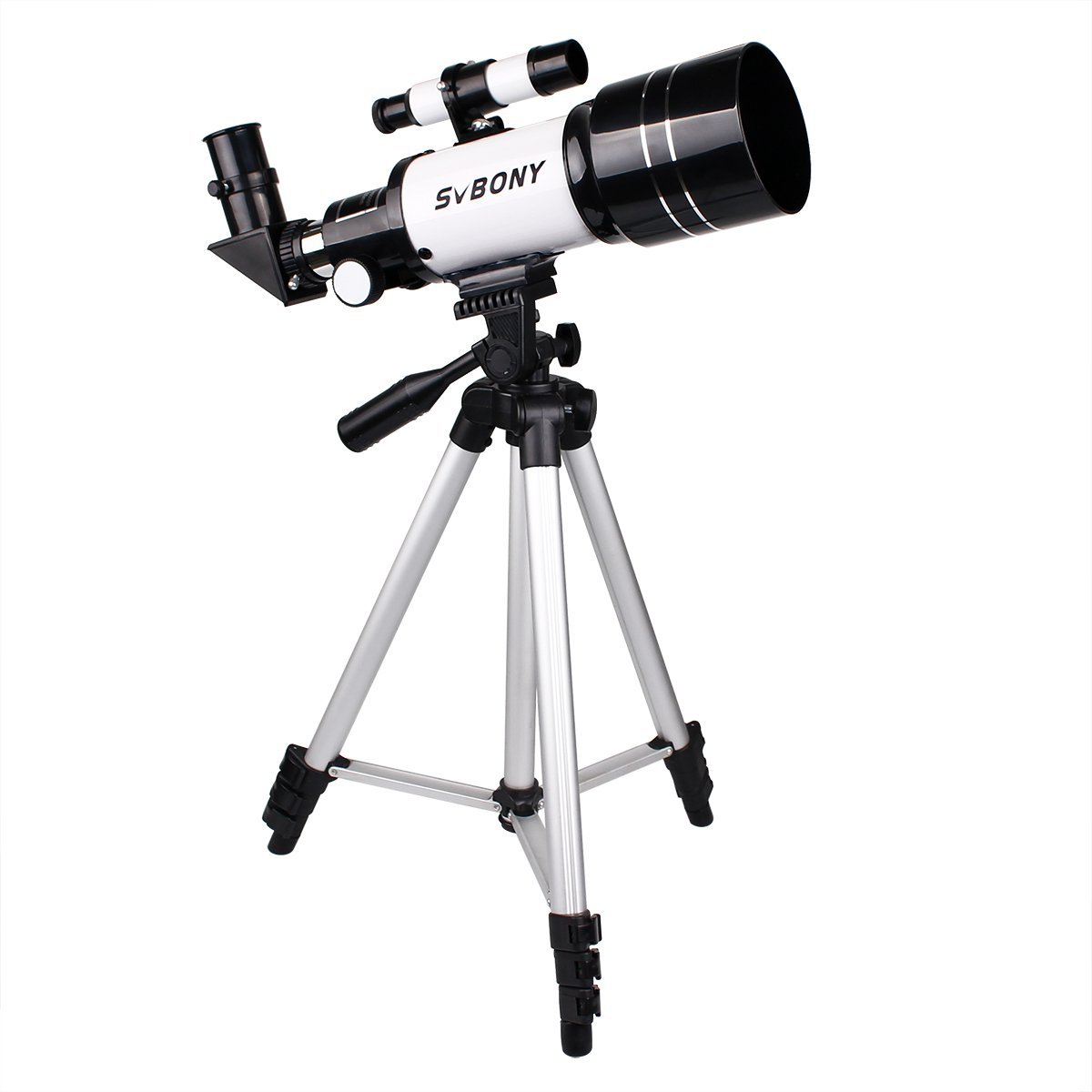 SVBONY SV15 Telescope 70mm Kids Telescopes for Astronomy Beginners Educational Science Telescope Come with 3 Section Tripod See the Moon