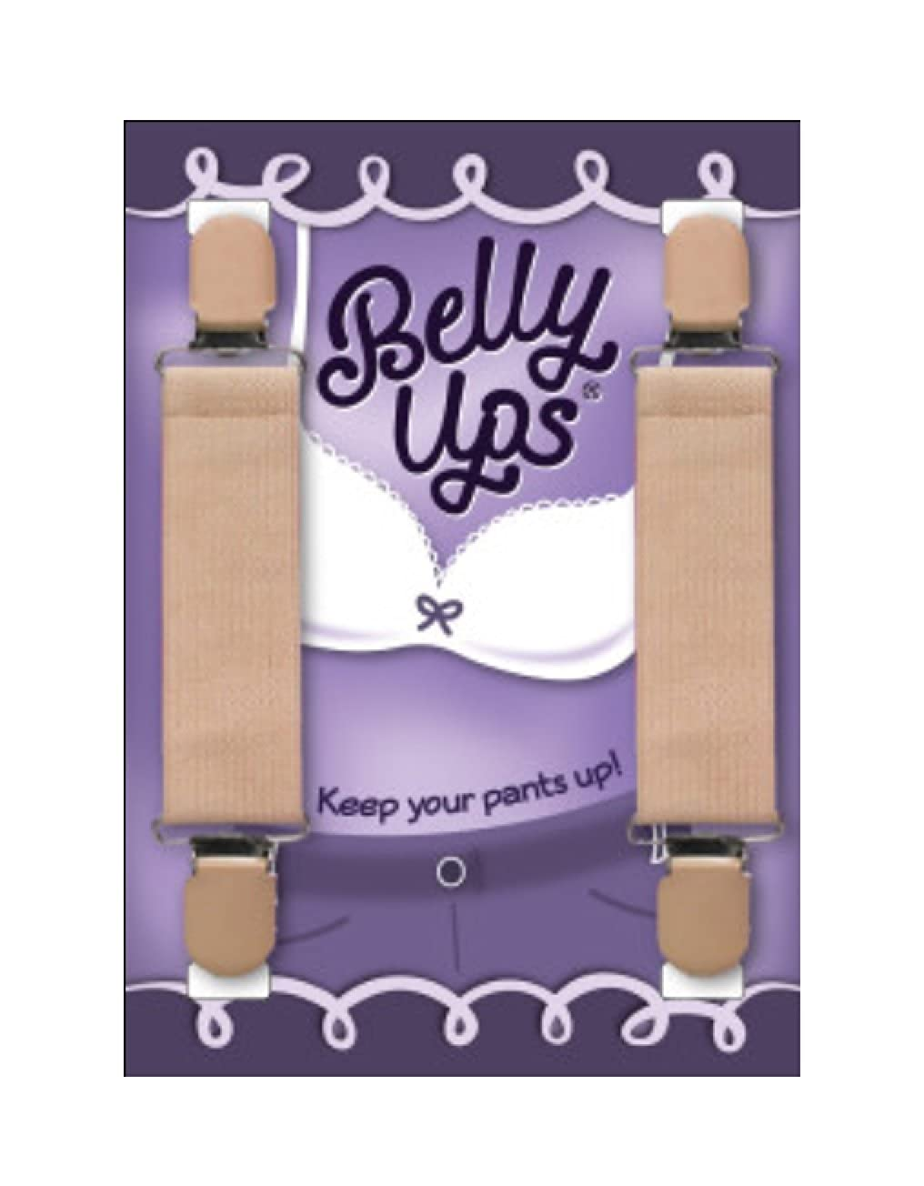 Belly Ups! The Original Maternity Suspenders Baby is a Star