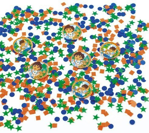 Go, Diego, Go! Confetti - Go Diego Go Birthday Party