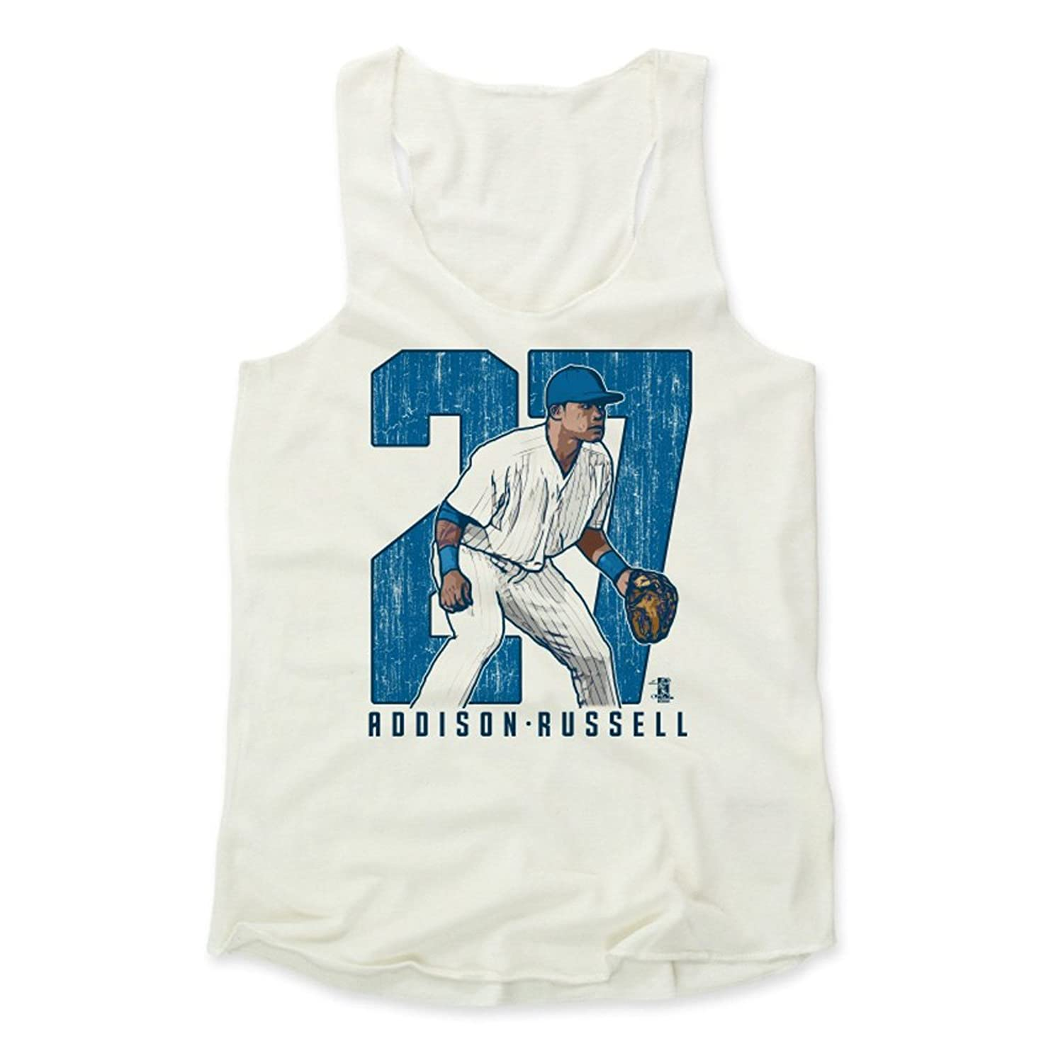 Addison Russell Clutch B Chicago Women's Tank Top