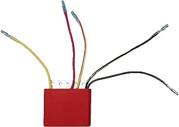 magnum 325 wiring diagram amazon com tuzliufi replace voltage regulator rectifier polaris  voltage regulator rectifier polaris