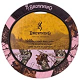 pink camo ford emblem - Browning Neoprene Steering Wheel Cover 2.0 - Pink Camo