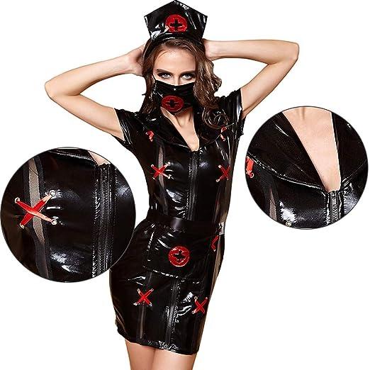 Amazon.com: YOMORIO - Disfraz de Halloween para mujer de ...