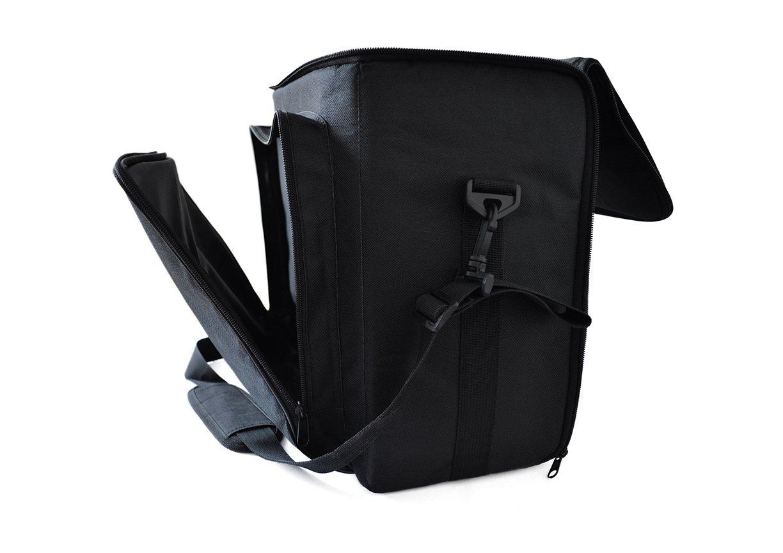FAVI Universal Video Projector Travel Bag - US Version (Includes Warranty) - Black (FE-LG-BAG-BL) by FAVI (Image #2)
