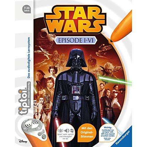 RAV tiptoi - Star Wars Episode 1-6 Buch   006588