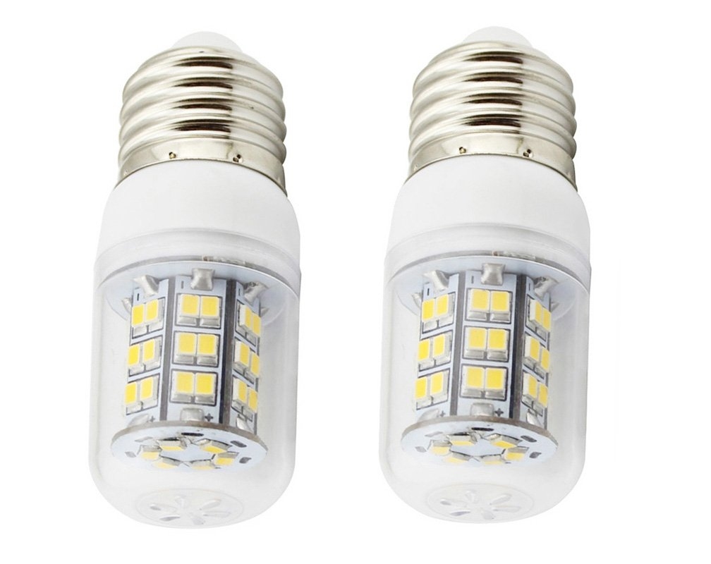 Uniox 2 pack led light bulbs solar power 12v 24 volt e26 for Corrispondenza led watt