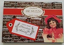 13 pz Cioccolato ai semi d'anice tavolette 100 grammi confezione 13 pezzi - Chocolaterie De Nuzzo