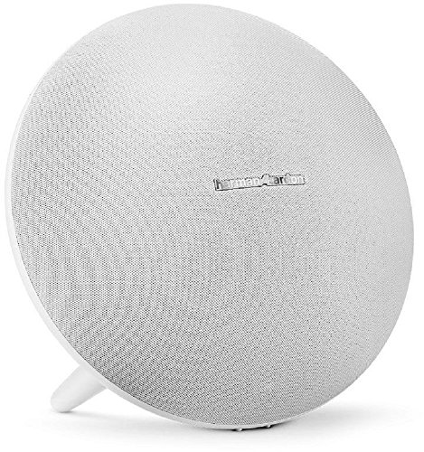 Harman Kardon Onyx Studio 4 Wireless Bluetooth Speaker White (New Model) ()