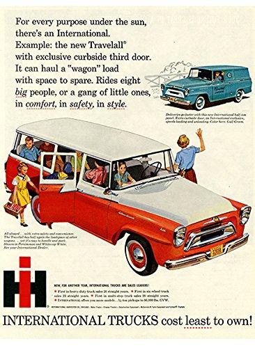 Review 1958 International Harvester Travelall