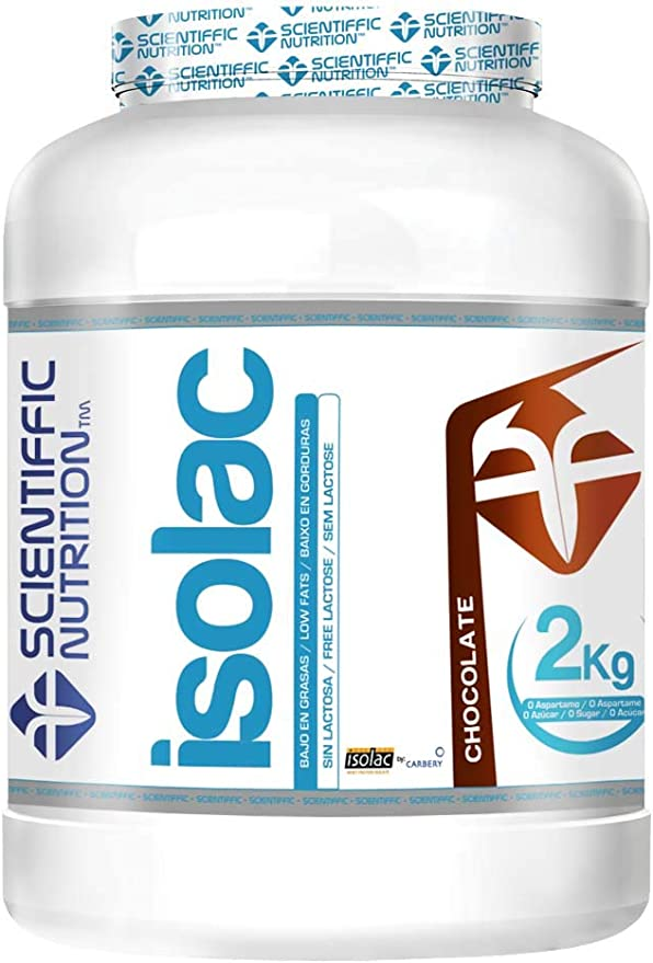Isolac Whey Protein 2Kg Chocolate Isolac®