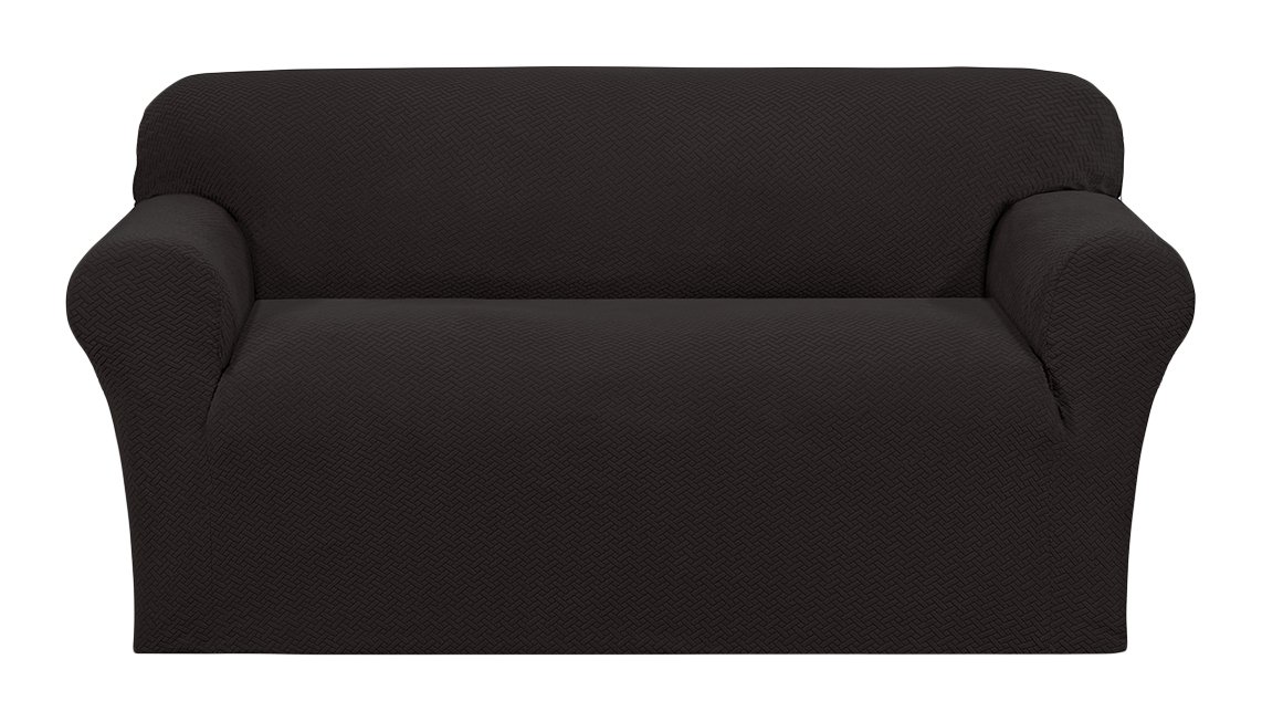 Strange Madison Mason Sofa Slipcover Charcoal Gmtry Best Dining Table And Chair Ideas Images Gmtryco