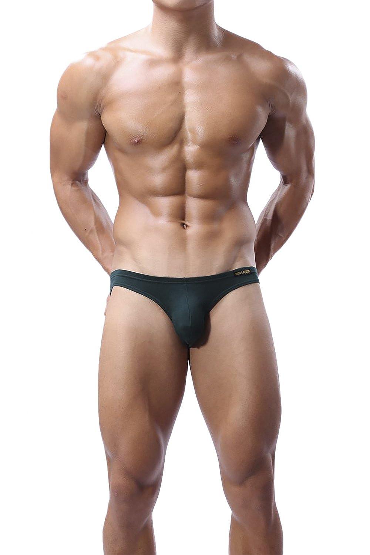 Brave Person Mens Underwear Modal Elastic Comfortable Bikini Briefs SB1112