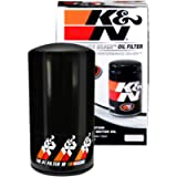 K&N Premium Oil Filter: Designed to Protect your Engine: Fits Select FORD Vehicle Models (See Product Description for…
